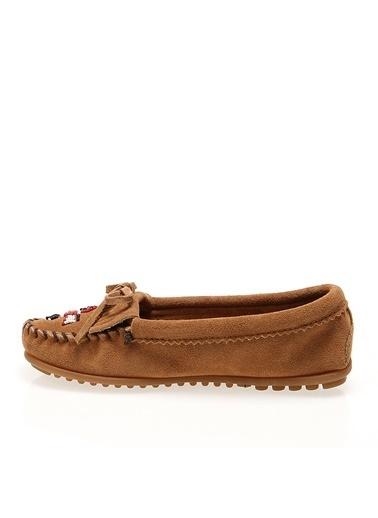 Mınnetonka Ayakkabı Taba